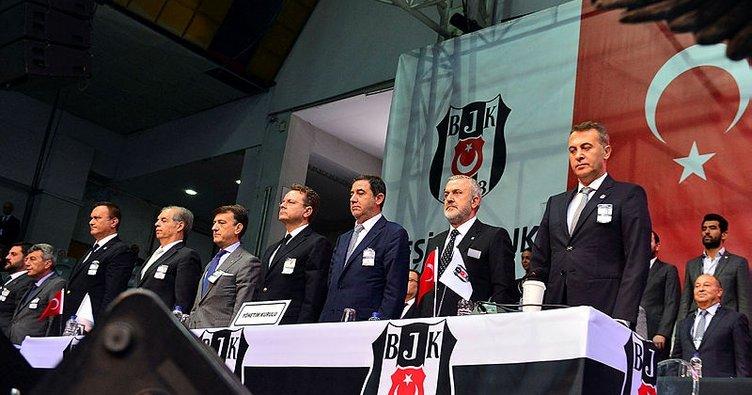 Beşiktaş'ta Kongre Heyecanı Başlıyor