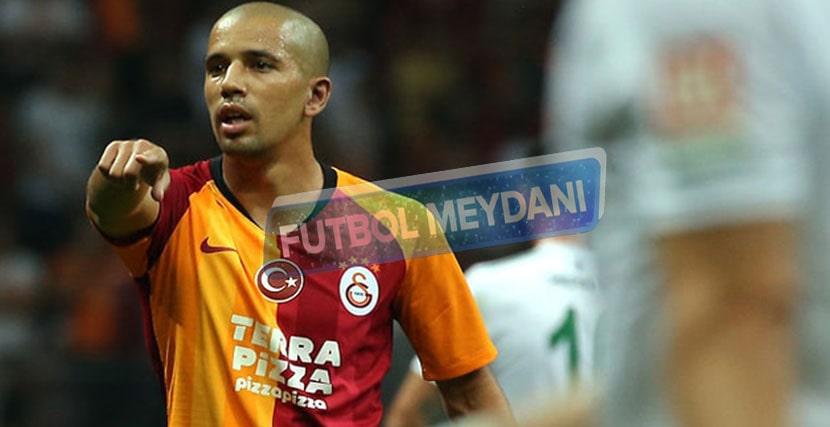 Sofiane Feghouli, Fenerbahçe Maçı Öncesi İddialı Konuştu