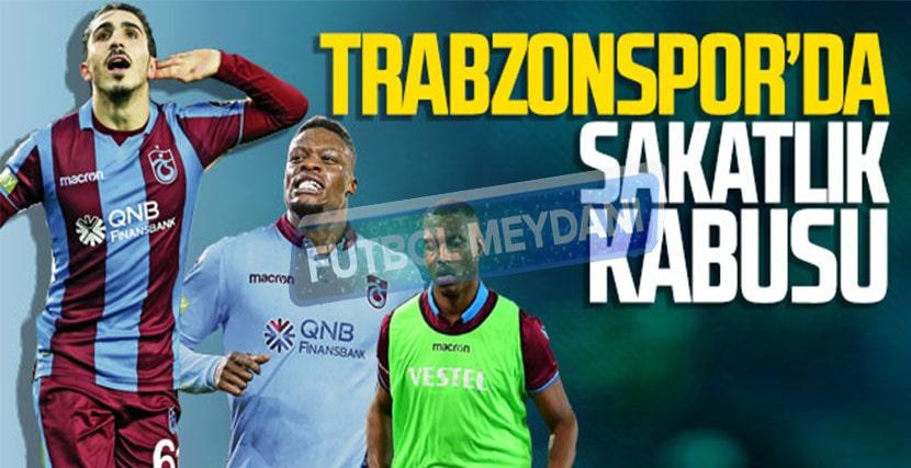 Trabzonspor'un Sakatları Ne Zaman Dönecek?