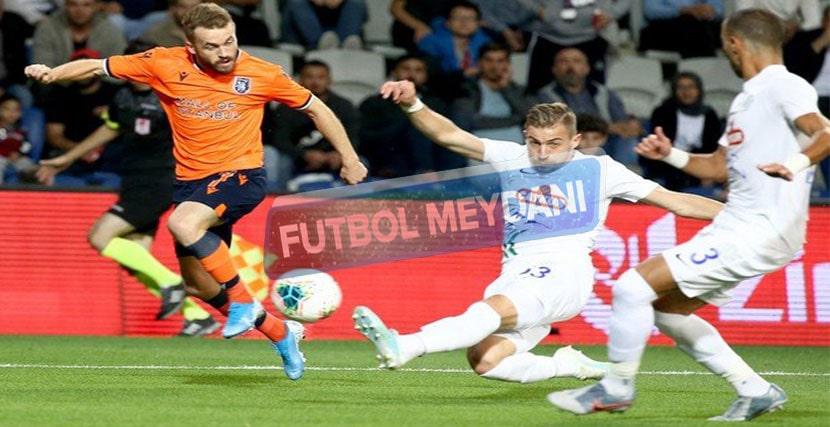 Başakşehir Çaykur Rizespor 5-0 Maç Sonucu (6.Hafta)