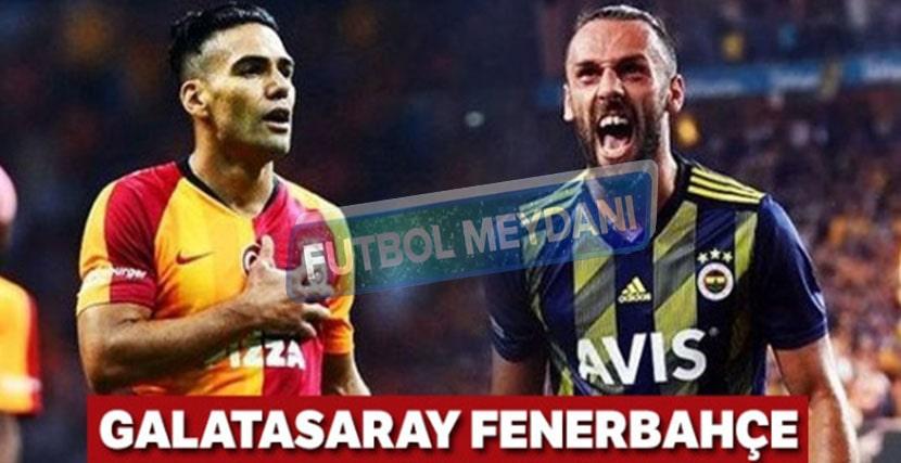 Galatasaray Fenerbahçe Maçının Muhtemel 11'leri