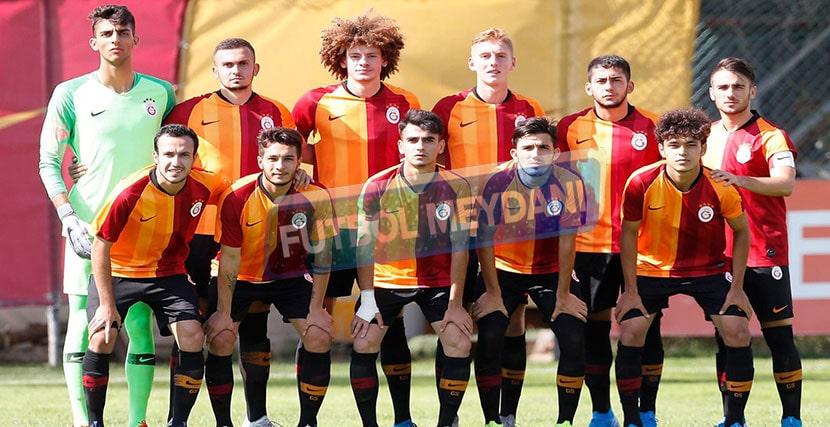 Galatasaray U19, Fenerbahçe Karşısında Şov Yaptı