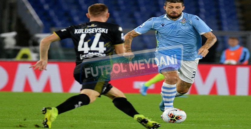 Lazio, 2 Maç Aradan Sonra Kazandı