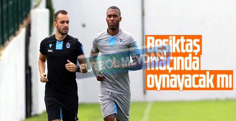 Daniel Sturridge, Beşiktaş Derbisinde Sahada Olacak
