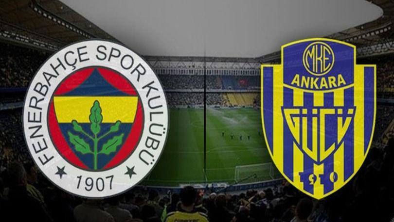Fenerbahçe Ankaragücü Maçı Ne Zaman?