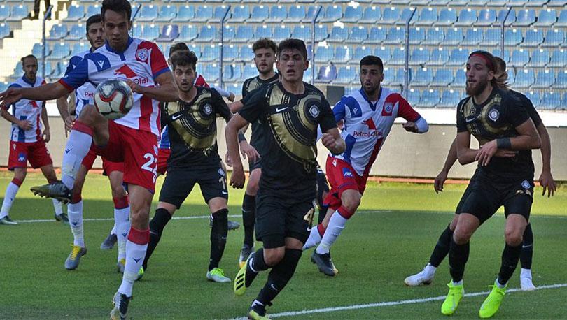 Osmanlıspor Altınordu 2-1 Maç Sonucu