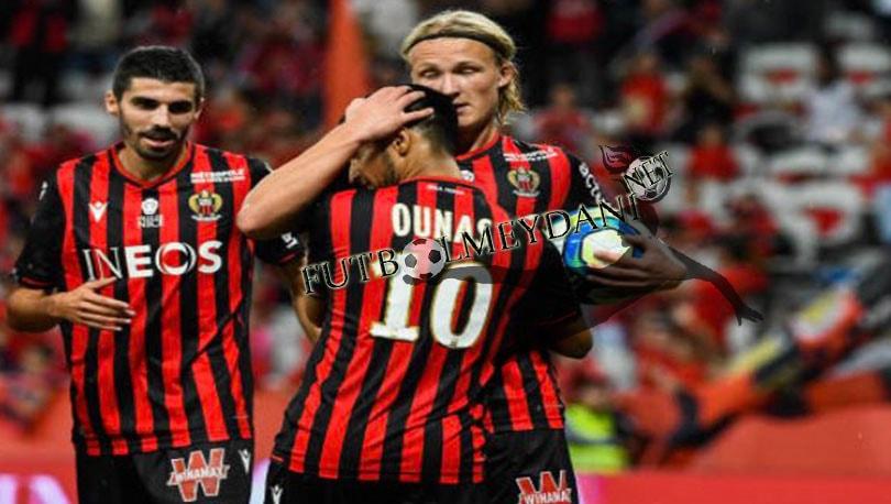 Nice Dijon 2-1 Maç Sonucu