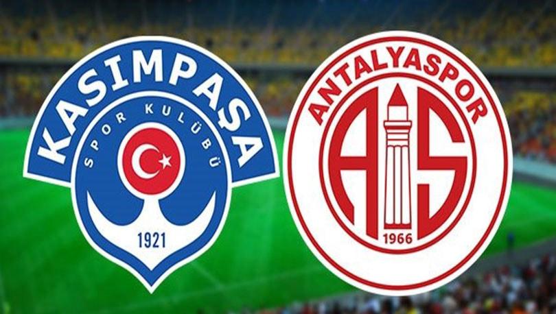 Kasımpaşa Antalyaspor Maçı Ne Zaman?