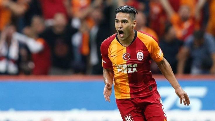 Falcao, Fenerbahçe'ye Gol Atarak Gerçek Cimbomlu Olmak İstiyor