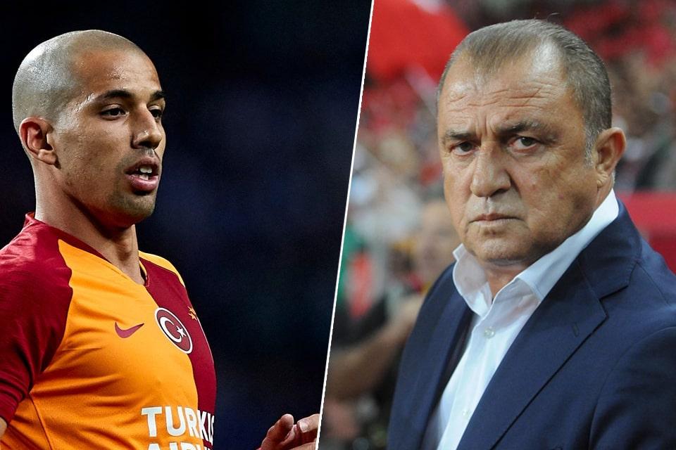 Feghouli, Malatyaspor Maçına Niye Alınmadı?
