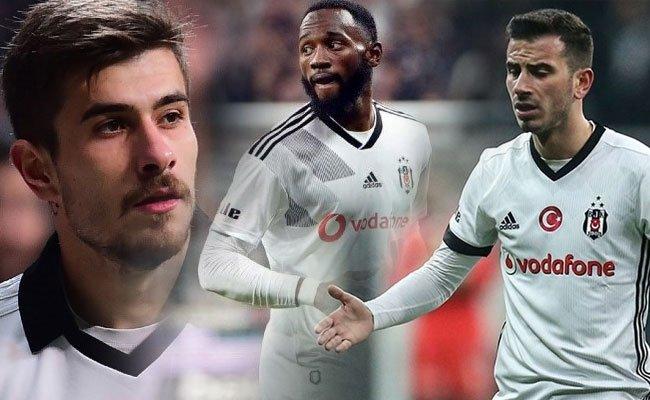 Beşiktaşlı Oyuncuların Sakatlıkları Hırsından Dolayı