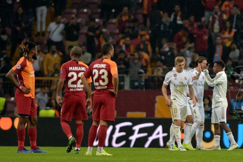 Galatasaray'da Umutlar Tükenmedi