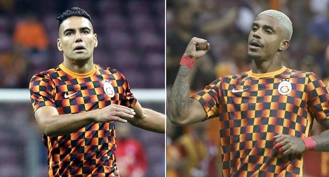 Falcao ve Mario Lemina Sivasspor Maçında Yok