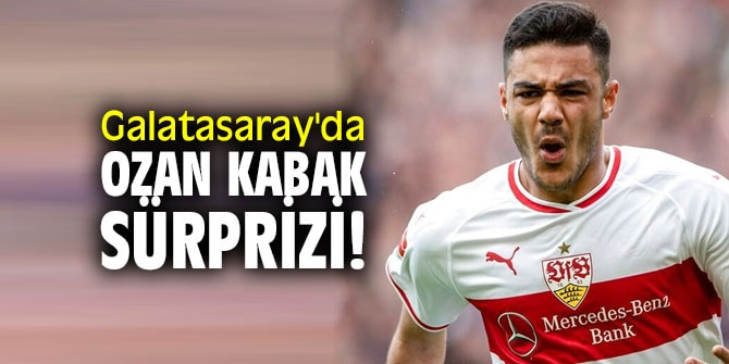 Galatasaray, Ozan Kabak'ı Kiralıyor