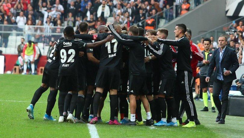 Beşiktaş, Puanları İç Sahada Topladı