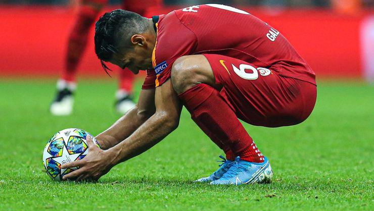 Galatasaray, Gol Yollarında Sorun Yaşıyor