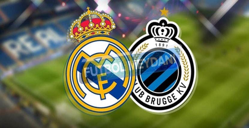 Real Madrid Club Brugge Şampiyonlar Ligi Maçı Ne Zaman?