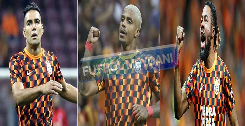 Galatasaray'a Falcao'dan Kötü Haber