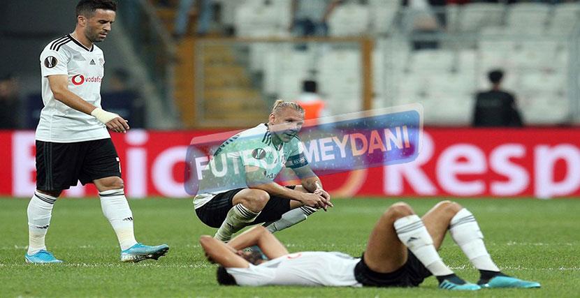 Beşiktaş, 7 Milyon Euro'yu Elinden Kaçırdı