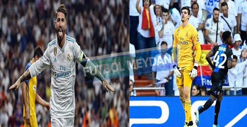 Real Madrid, Puanı Son Dakikalarda Kurtardı