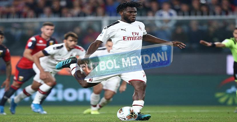 Genoa Milan 1-2 Maç Sonucu