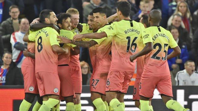 Manchester City, 1 Maç Sonra Kazandı