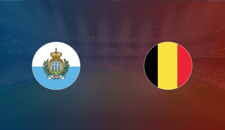 Belçika San Marino Maçı Ne Zaman? (7.Hafta)