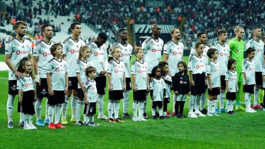 Beşiktaş, Yeni Bir Sayfa Açıyor