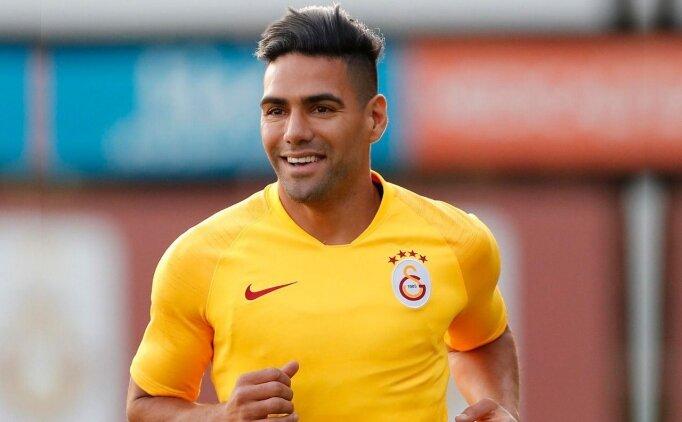 Falcao'nun Son Durumu! Sivasspor Maçında…