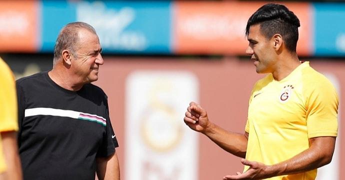 Terim, Falcao'nun Real Madrid'e Yetişmesini İstiyor