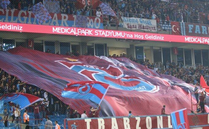 UEFA'dan Trabzonspor'a Ceza! Tribün Kapatma…