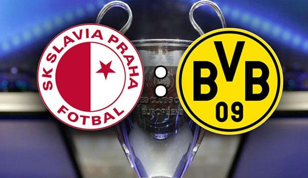 Slavia Prag Borussia Dortmund Şampiyonlar Ligi Maçı Ne Zaman?