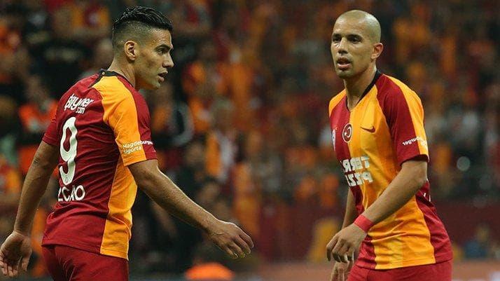 Falcao ve Feghouli Beşiktaş Maçına Yetişecek