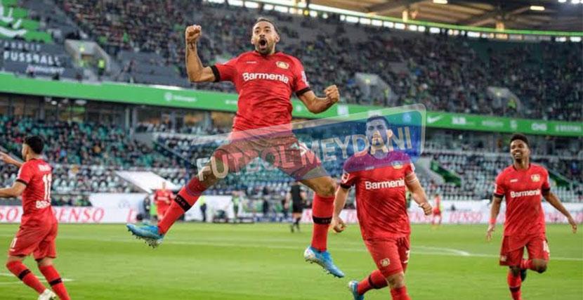 Leverkusen, 4 Hafta Sonra Kazandı