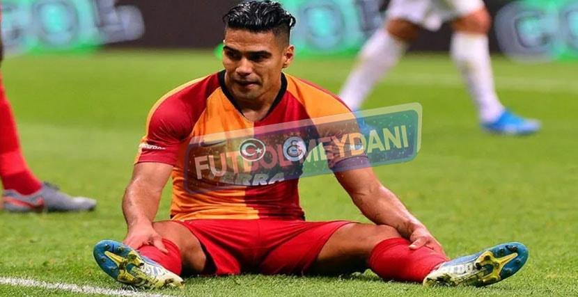 Galatasaray Sağlık Ekibi Falcao İçin Seferber Oldu