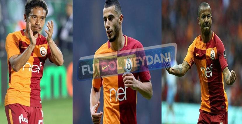 Galatasaray, 3 İsmi Satış Listesine Koydu