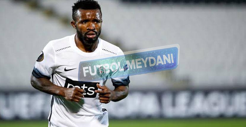 Seydouba Soumah Transferine Ünal Karaman'dan Veto