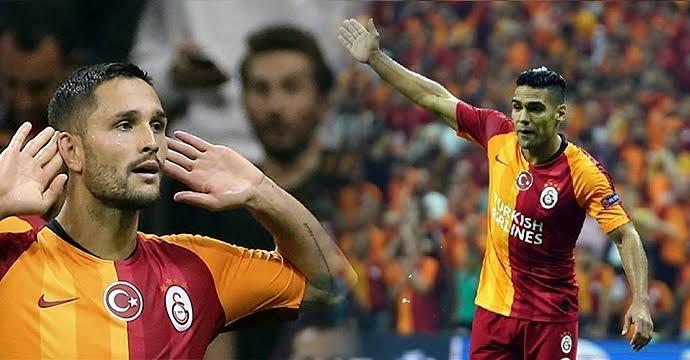 Andone ve Falcao Trabzonspor Maçında Yok