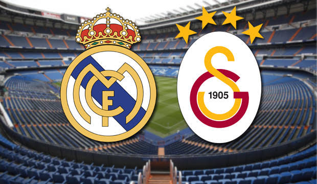 Real Madrid Galatasaray Maçının Muhtemel 11'i