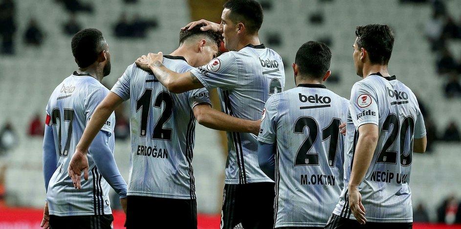 Beşiktaş, Galibiyet Serisini 6 Maça Çıkarmak İstiyor