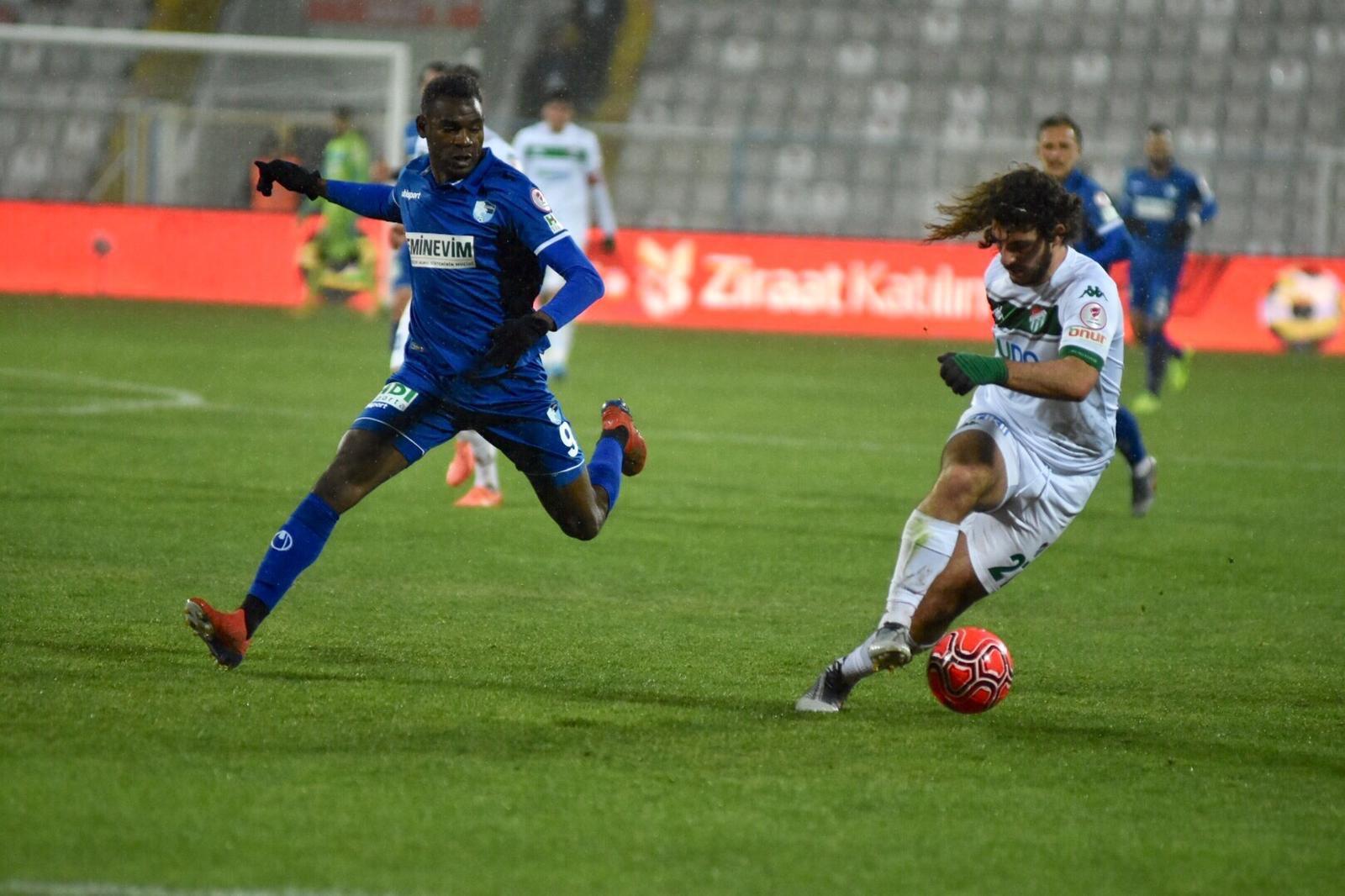 Erzurumspor Bursaspor 4-2 Maç Sonucu (Türkiye Kupası)