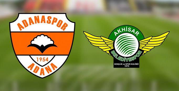 Akhisarspor, Adana Deplasmanında