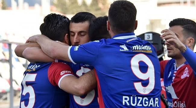Altınordu Akhisarspor 2-0 Maç Sonucu