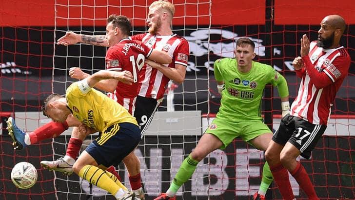 Sheffield United Arsenal 1-2   Maç Sonucu