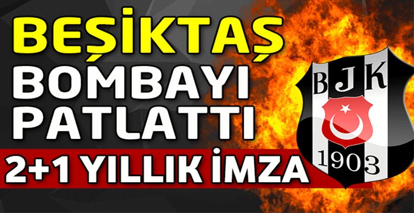 Beşiktaş, 1 Transferi Daha Bitiriyor