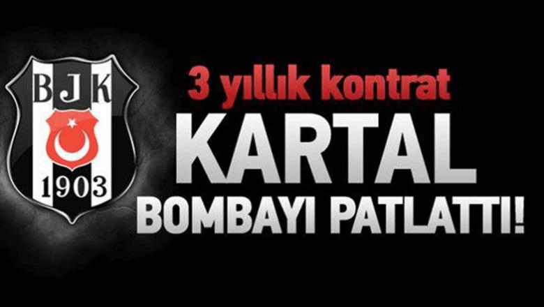 Beşiktaş, Yeni Golcüsünü Buldu