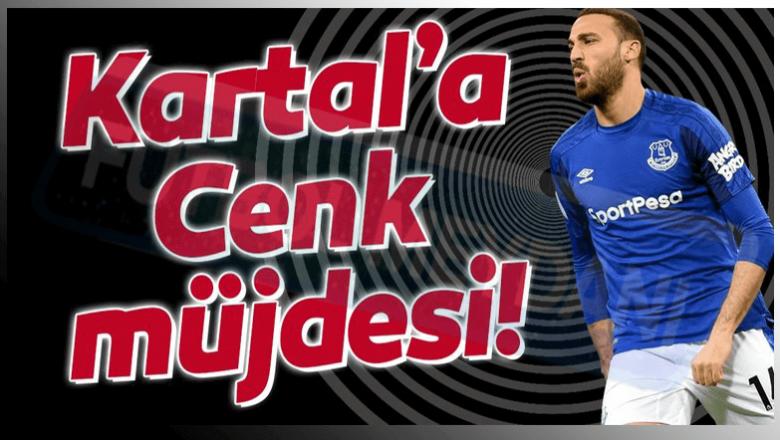 Everton, Cenk Tosun'un Ayrılığına Onay Verdi