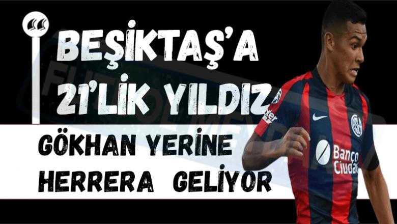 Beşiktaş, Marcelo Herrera İçin Devrede