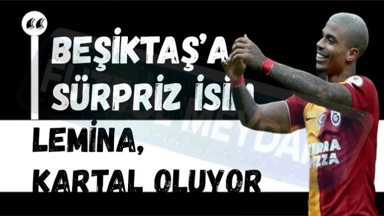 Lemina, Beşiktaş'a Önerildi