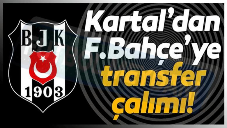 Beşiktaş, N'Sakala'yı Fener'in Elinden Aldı
